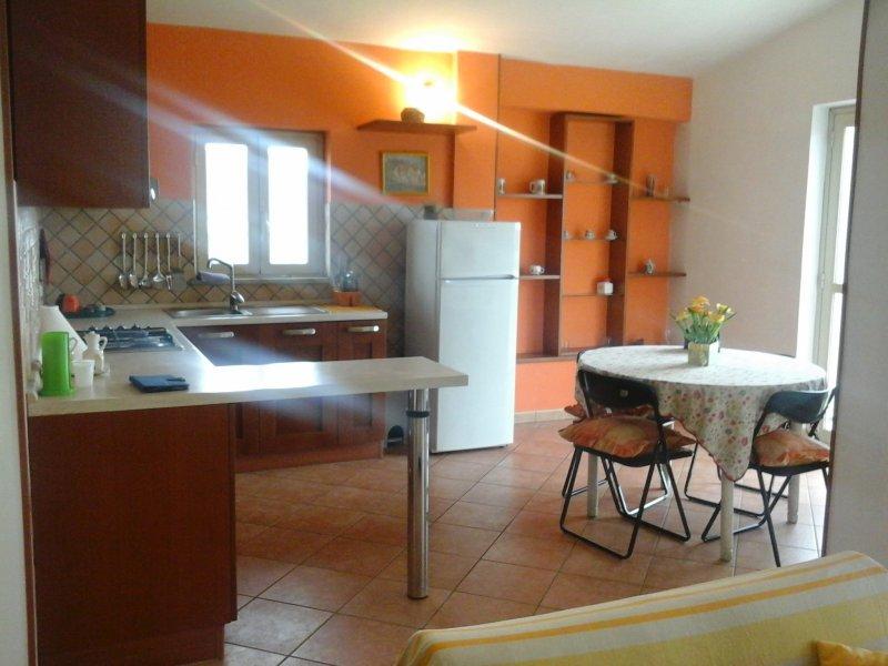 Appartamento vacanza arredato a Reggio di Calabria in Affitto