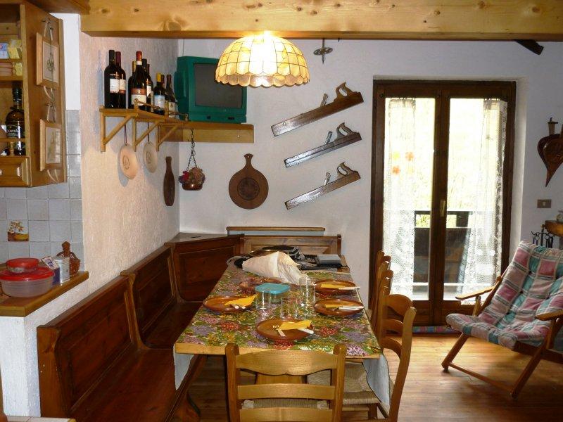 Località Larzey appartamento a Valle d'Aosta in Vendita