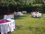 Annuncio affitto Madone salone e grande giardino ideale per feste