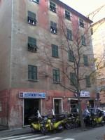Annuncio vendita Genova appartamento in via Zamperini