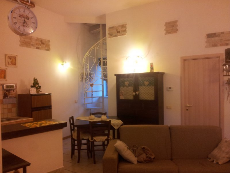 Monolocale indipendente centro storico a Foggia in Affitto