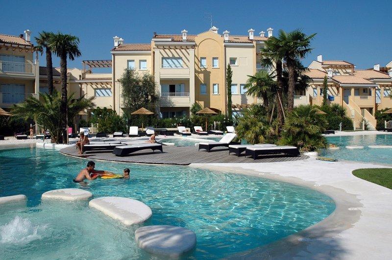 residence turistico a lido di jesolo a venezia in affitto