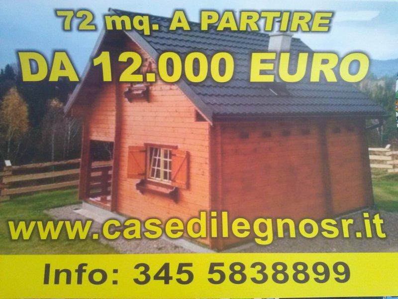 Case di legno di tutte le metrature a pordenone in vendita for Sito web di costruzione di case