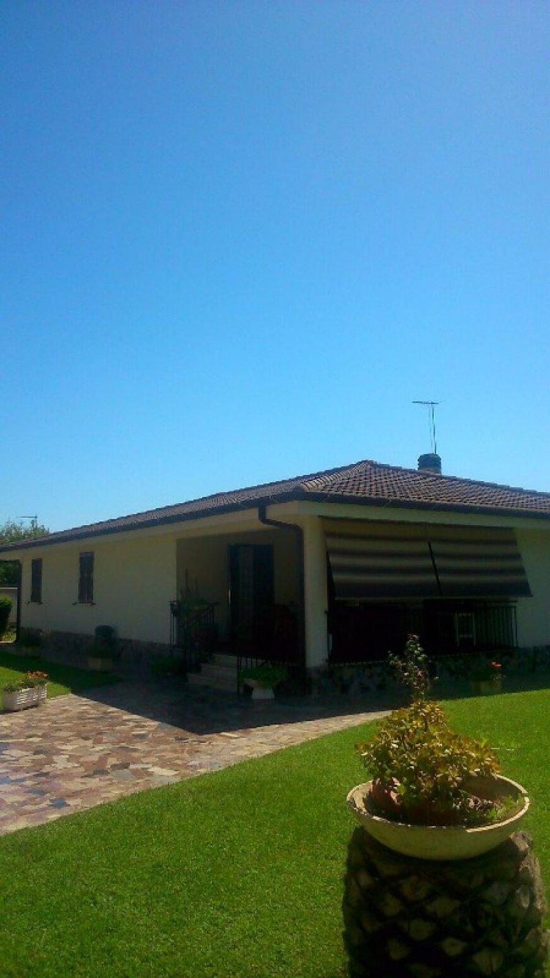 Foce Verde Borgo Sabotino villa a Latina in Vendita