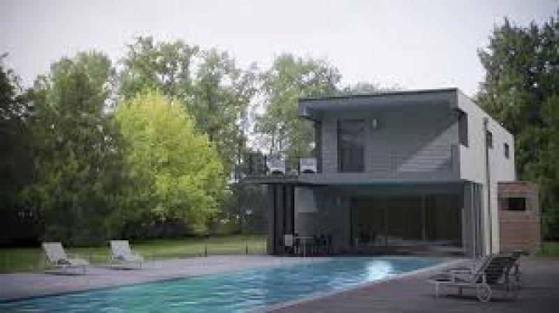 Montesilvano piscina e terreno a pescara in vendita - Vendita piscine pescara ...