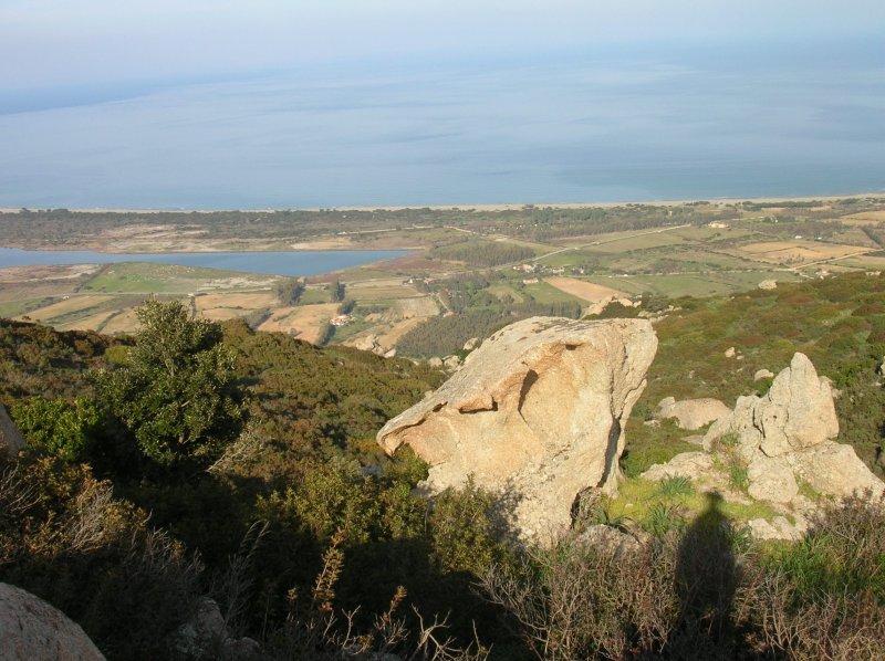 Muravera terreno edificabile con vista sul mare a Cagliari in Vendita