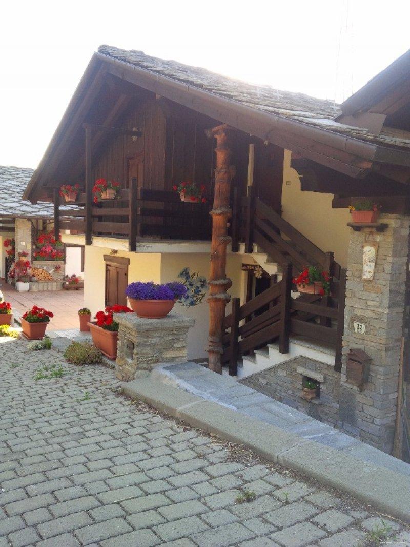 Pila chalet di montagna a valle d 39 aosta in affitto for Appartamenti a pila