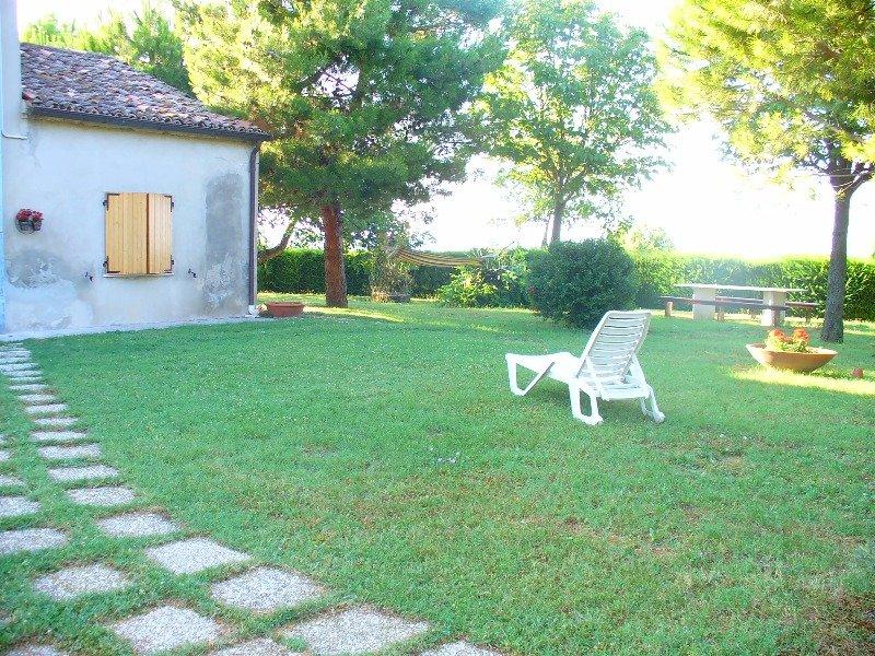 Fano Appartamento Al Piano Terra Con Giardino A Pesaro E Urbino In