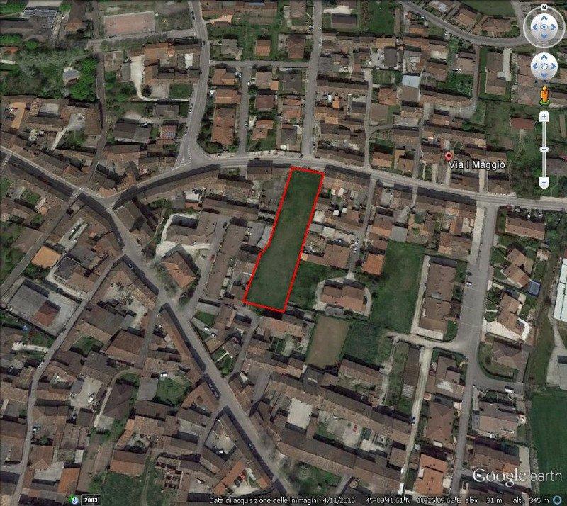 Acquanegra sul Chiese lotto di terreno a Mantova in Vendita