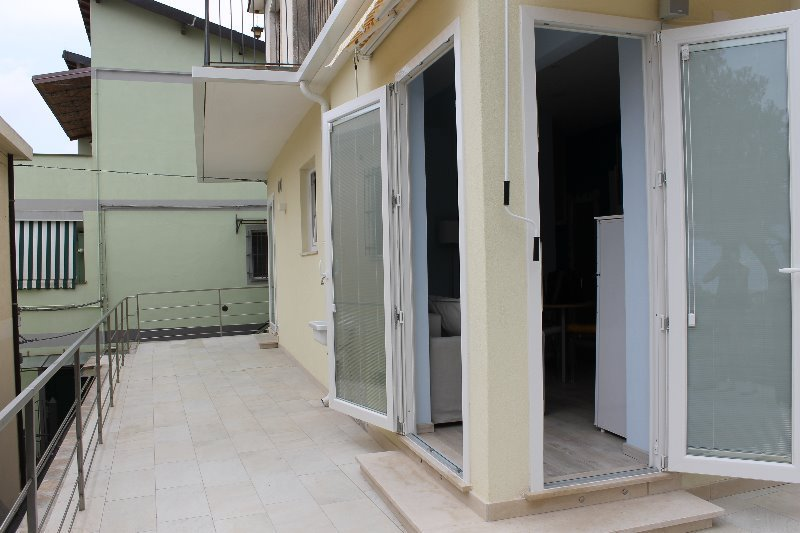 Laigueglia bilocale con terrazza a Savona in Vendita