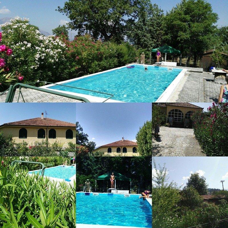 Padula villa con piscina a salerno in vendita - Ville in vendita con piscina ...