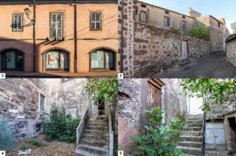 Ghilarza appartamento da ristrutturare a Oristano in Vendita