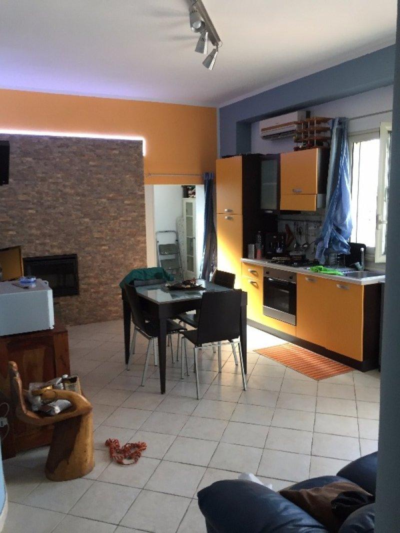 Terrasini villetta a schiera a palermo in affitto for Appartamenti in affitto a palermo arredati