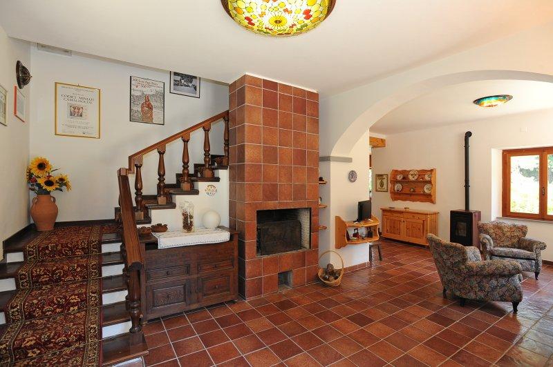 Poppi villa a Arezzo in Vendita