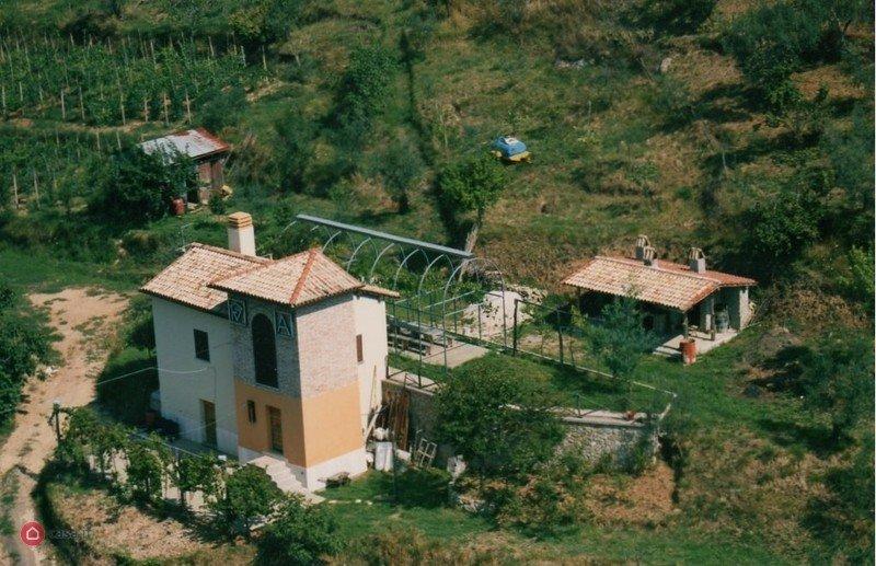 A Gerano terreno agricolo a Roma in Vendita
