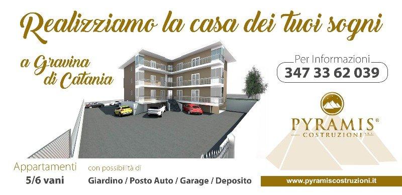 Gravina di Catania deposito a Catania in Vendita