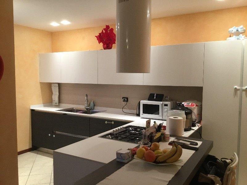 Zero Branco appartamento con giardino a Treviso in Vendita
