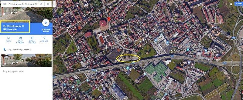 Casoria zona circumvallazione prestigioso locale a Napoli in Affitto