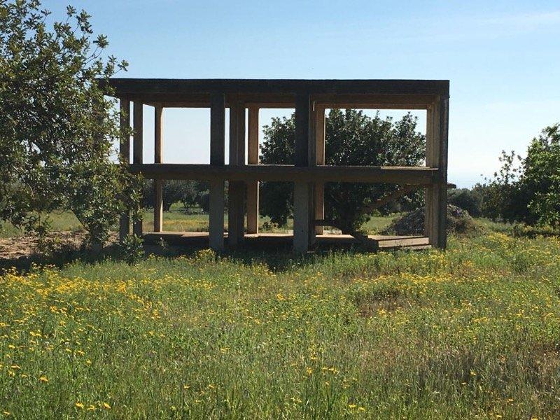Scicli terreno agricolo in parte edificabile a Ragusa in Vendita