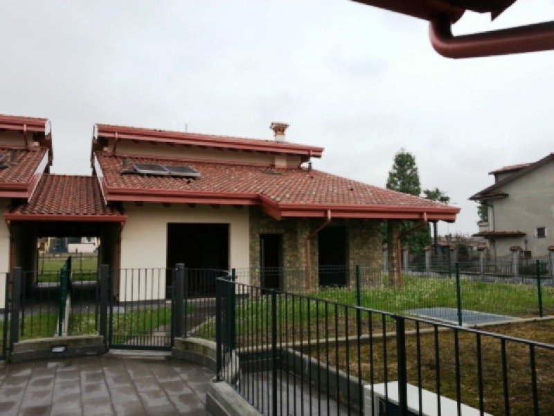Bolgare villa ancora da ultimare a Bergamo in Vendita