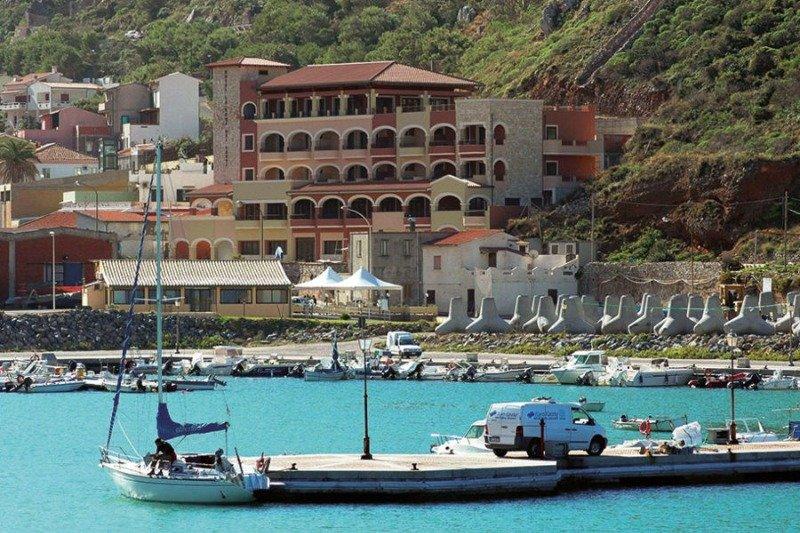 Buggerru villetta al mare a Carbonia-Iglesias in Vendita