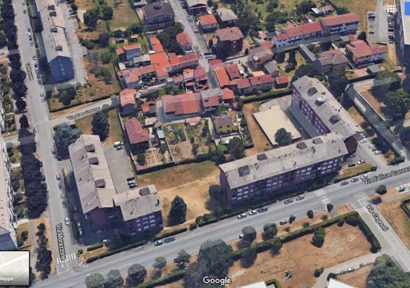 Novara zona Cascinone terreno edificabile a Novara in Vendita