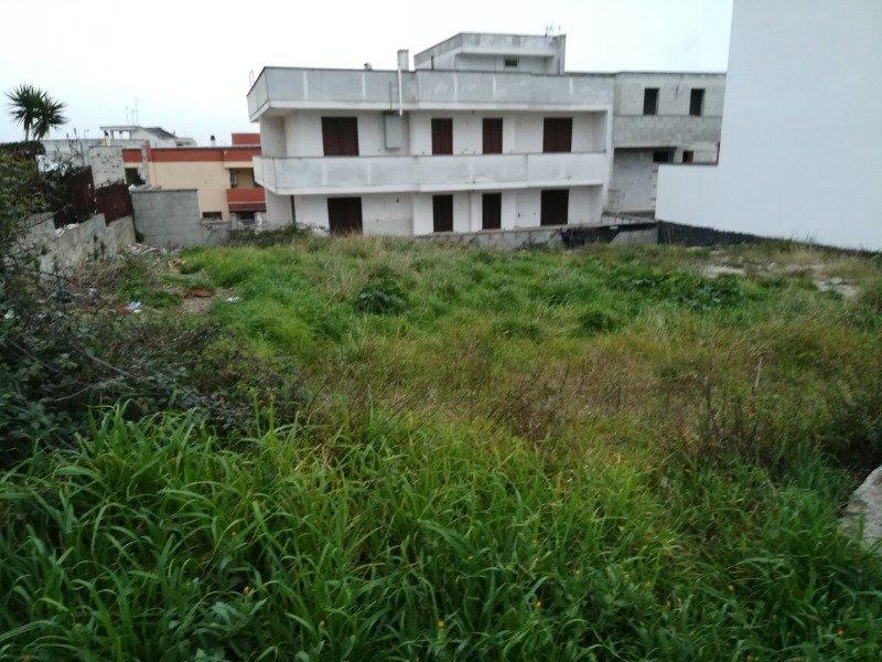 Terreno edificabile in zona centrale a Melendugno a Lecce in Vendita