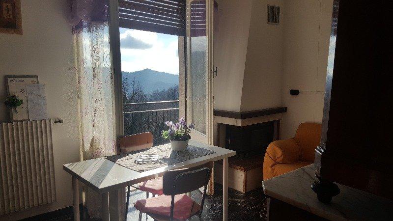 Torriglia appartamenti in villetta bifamiliare a Genova in Affitto