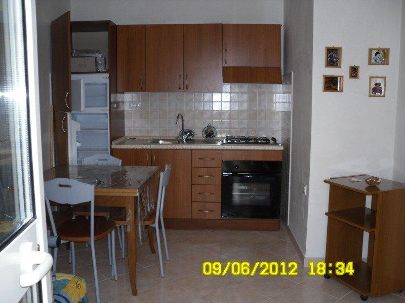 Vieste sul lungomare Enrico Mattei casa vacanza a Foggia in Affitto