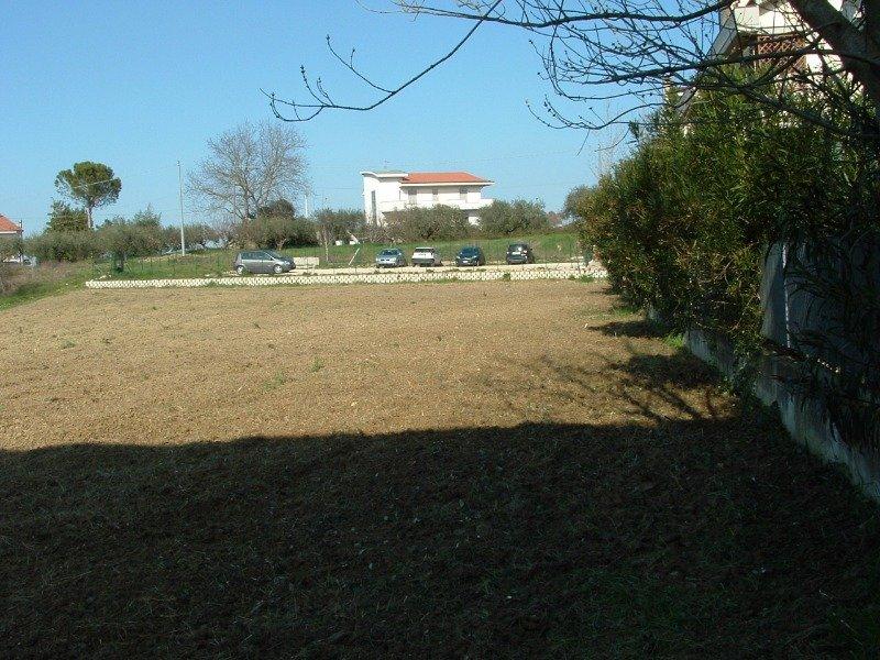 San Giovanni Teatino terreno edificabile a Chieti in Vendita