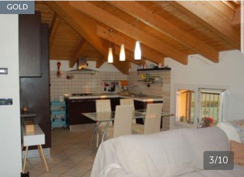 Castenaso appartamento mansardato a Bologna in Vendita