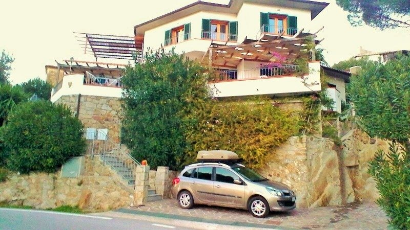 Isola del Giglio appartamento terrazza panoramica a Grosseto in Affitto
