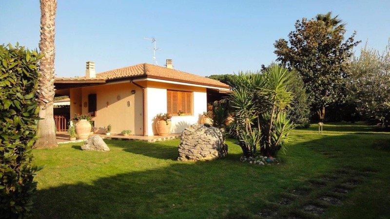San Felice Circeo villa privata per vacanze a Latina in Affitto