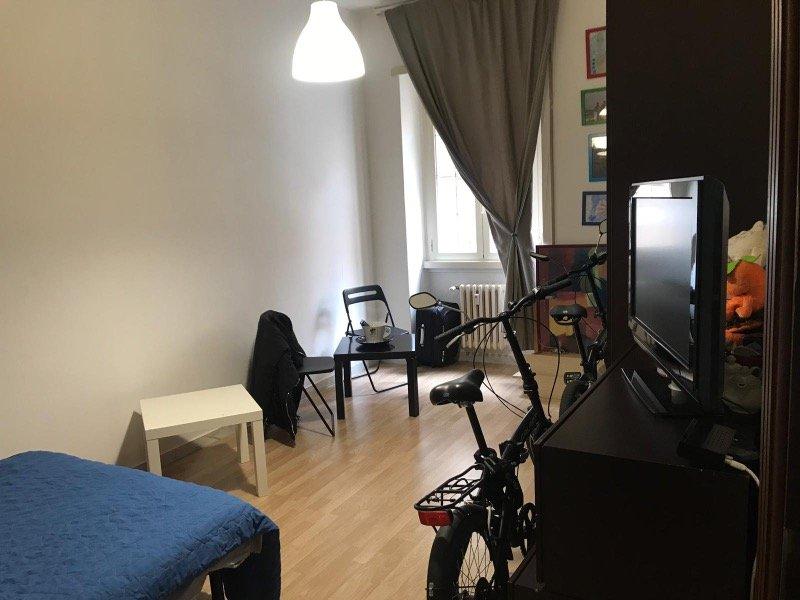 Roma camera in un appartamento a Roma in Affitto