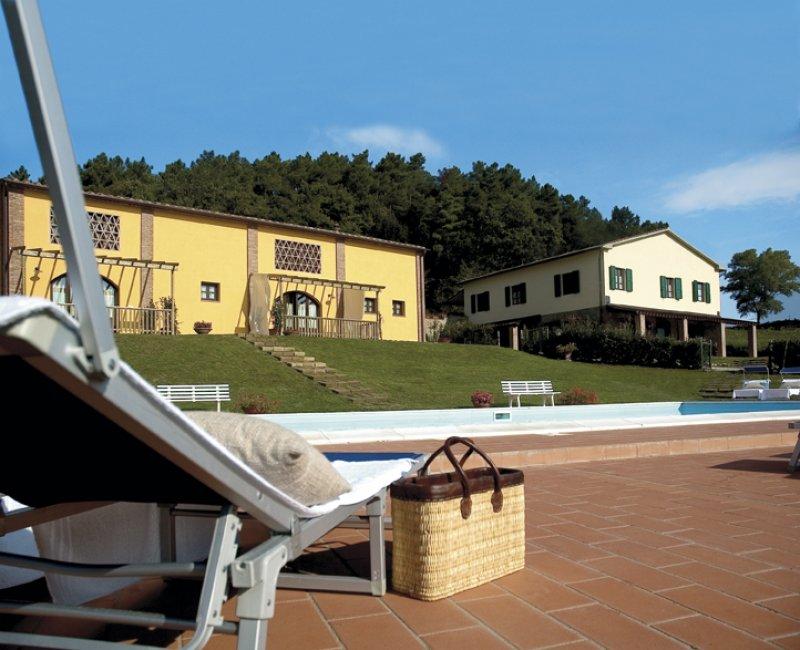 Gambassi Terme residenza turistica ricettiva a Firenze in Vendita