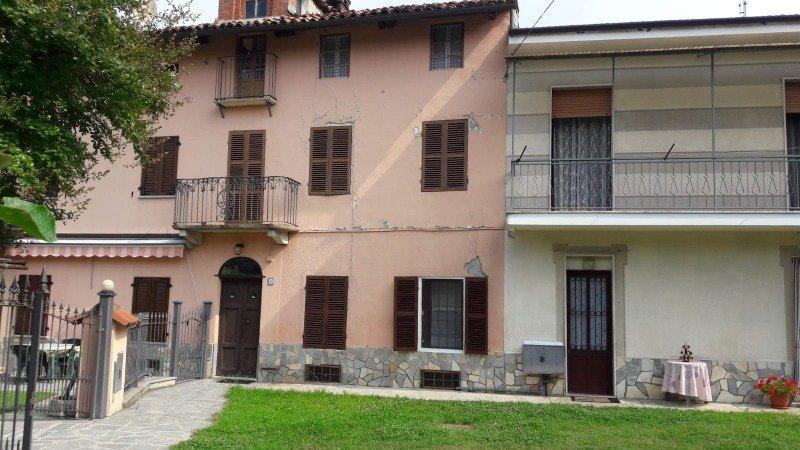 Montafia casa indipendente a Asti in Vendita