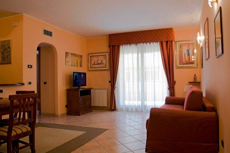 Pomezia appartamento di recente costruzione a Roma in Affitto