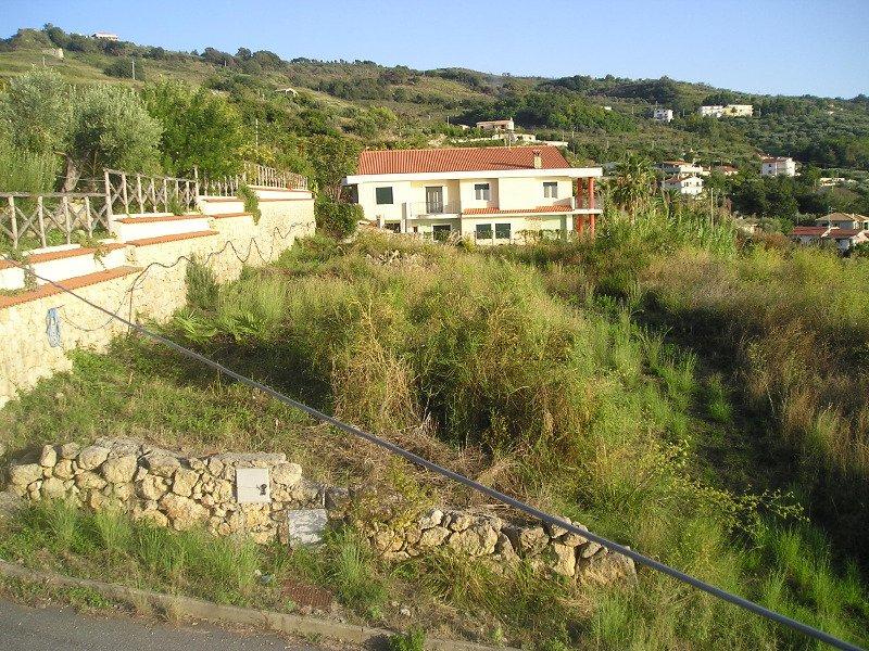 Amantea località San Procopio terreno edificabile a Cosenza in Vendita