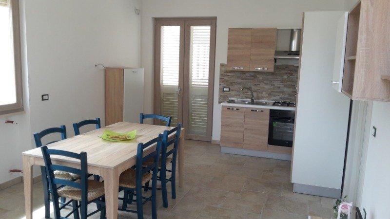 Appartamento nella marina di Alliste a Lecce in Affitto