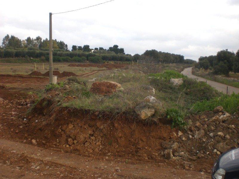 Novoli terreno agricolo a Lecce in Vendita