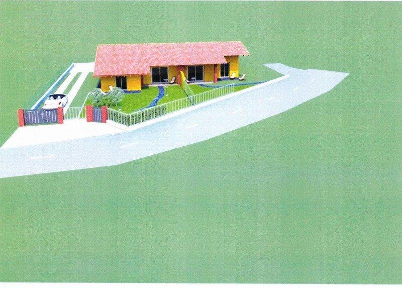 Cigognola villa di nuova realizzazione a Pavia in Vendita