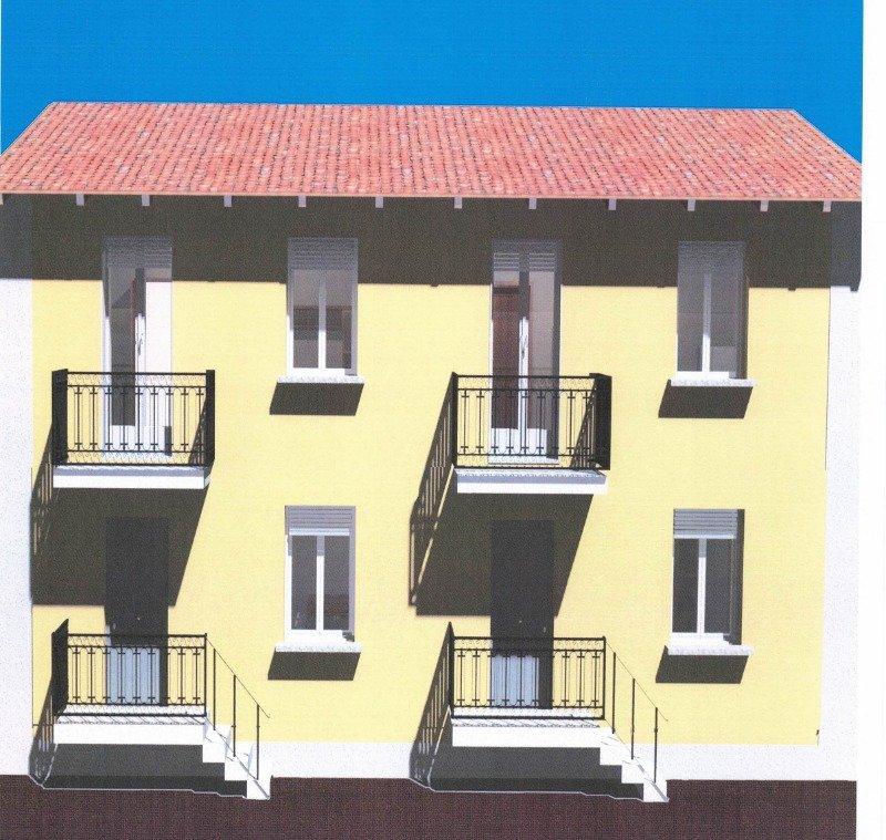 Cigognola appartamento in casa colonica a Pavia in Vendita