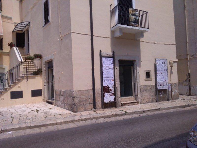 Gioia del Colle locale commerciale a Bari in Affitto