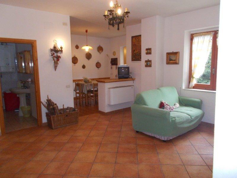 Bagnoli Irpino appartamento in villa a Avellino in Vendita