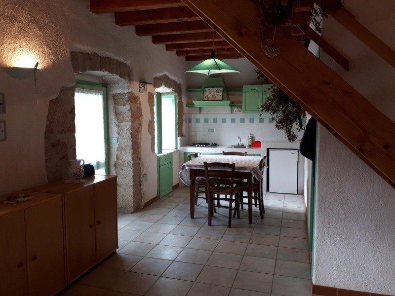 Casa nel verde delle colline di Moscenicka Draga a Croazia in Vendita
