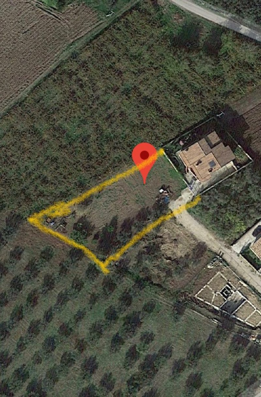 Vasto terreno edificabile a Chieti in Vendita