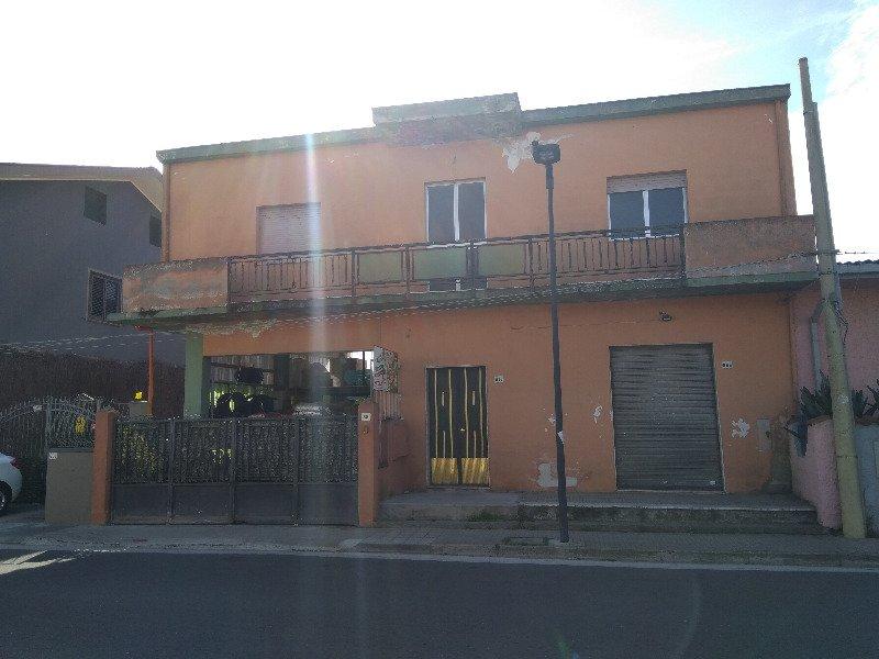 Uta unità immobiliare a Cagliari in Vendita