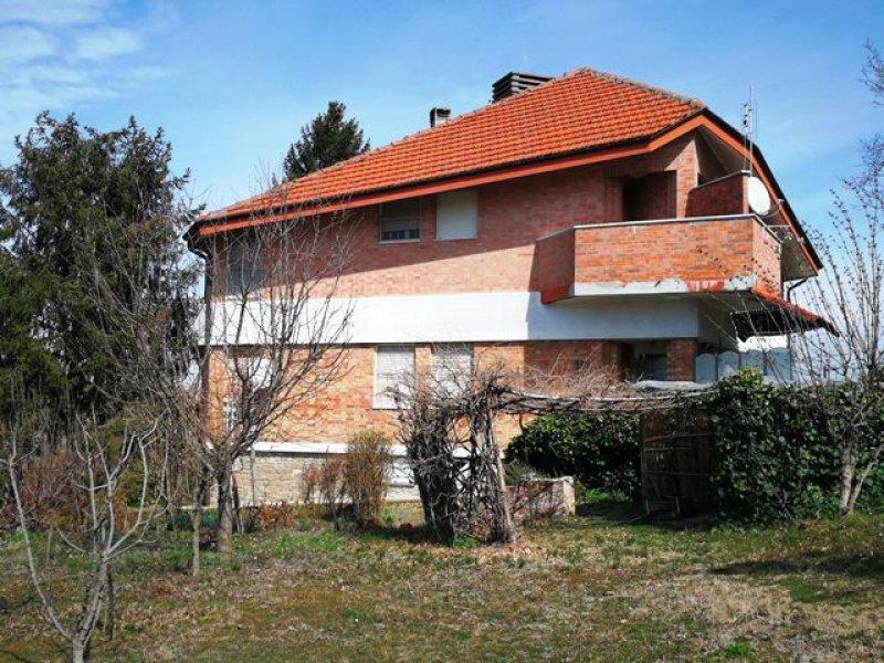 Isola d'Asti Repergo porzione casa bifamiliare a Asti in Vendita