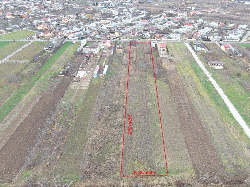 Terreno edificabile nella città di Braila Romania a Romania in Vendita