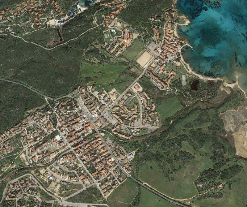Loiri Porto San Paolo terreno edificabile a Olbia-Tempio in Vendita